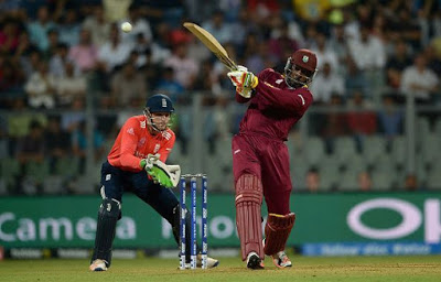 क्रिस गेल वनडे मैचों में सबसे ज्यादा छक्के
