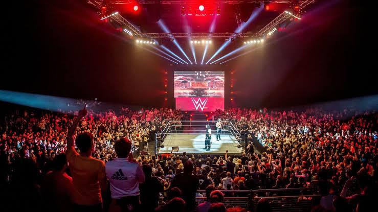 WWE लाइव इवेंट्स की वापसी