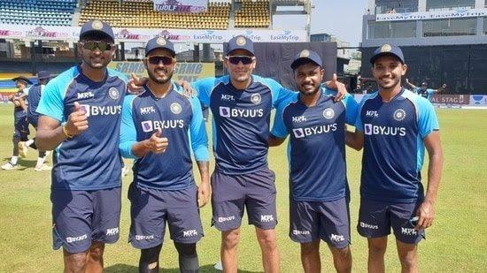 श्रीलंका के खिलाफ भारत के 5 नए खिलाड़ी