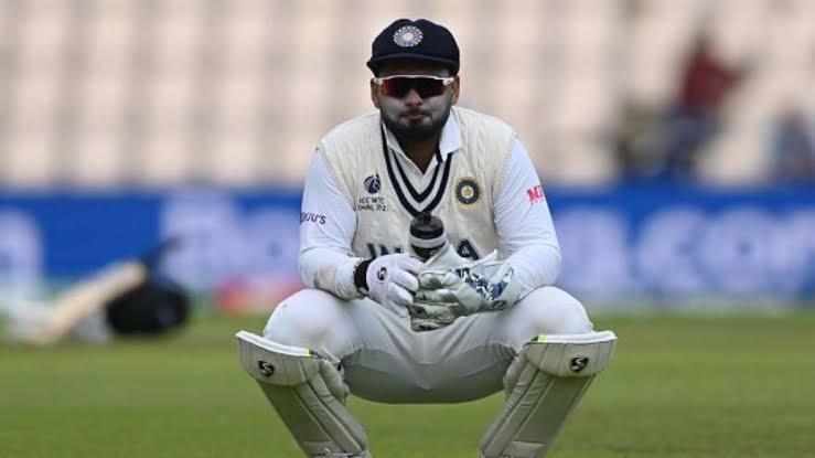 ऋषभ पंत टीम इंडिया