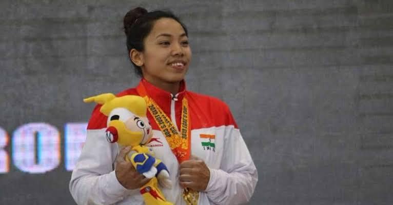 मीराबाई चानू टोक्यो ओलम्पिक