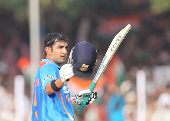 भारत कप्तान गम्भीर