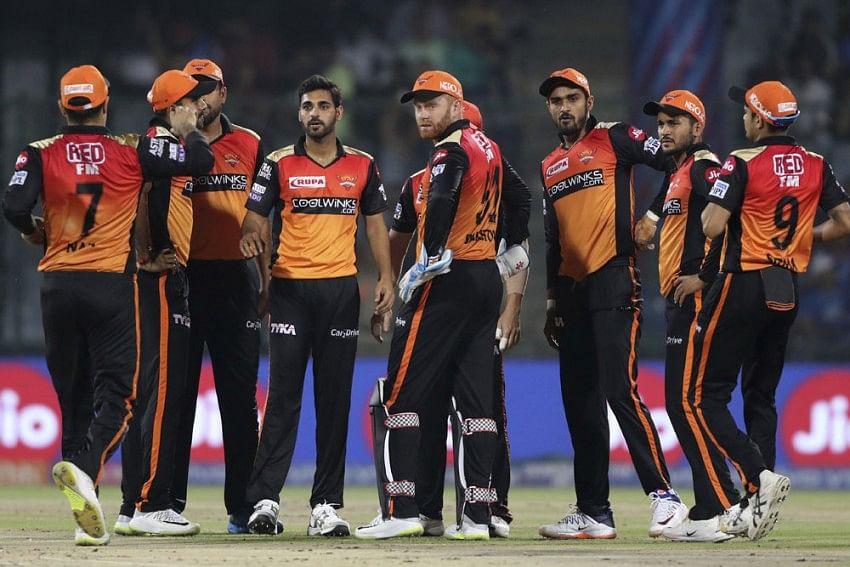 RCB vs SRH मैच 52, IPL 2021